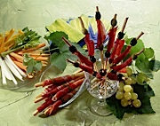 """GRISSINI"" appetiser sticks"