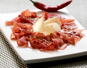 Coppa carpaccio