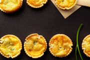 Cheese tartlets